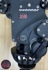 Used Oconnor 2560 Cinema Camera Fulid Head