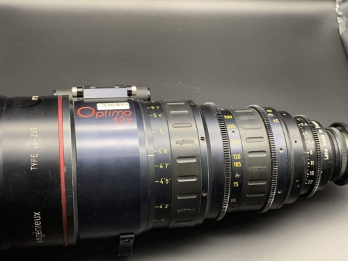 Used Angenieux Optimo 24-290 Zoom Lens
