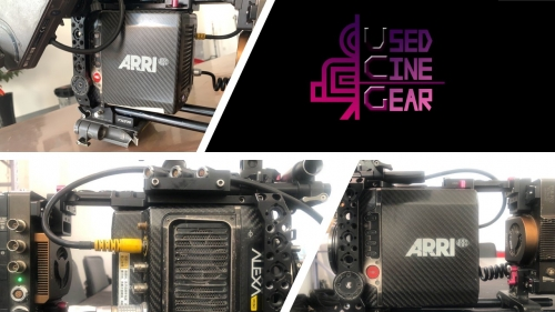 Used ARRI Alexa Mini Camera Kit (9000+hours)
